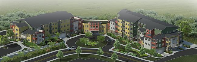 Nice King County Housing Authority To Break Ground On Vantage Point Senior  Apartments In Renton On Aug