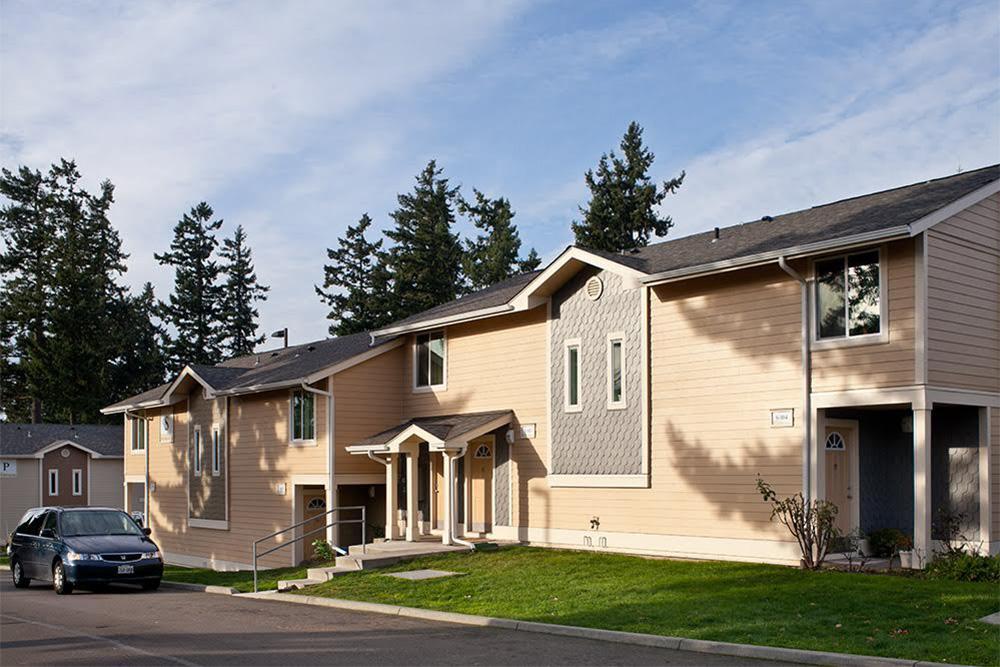 Cascade Apartments Kent Wa