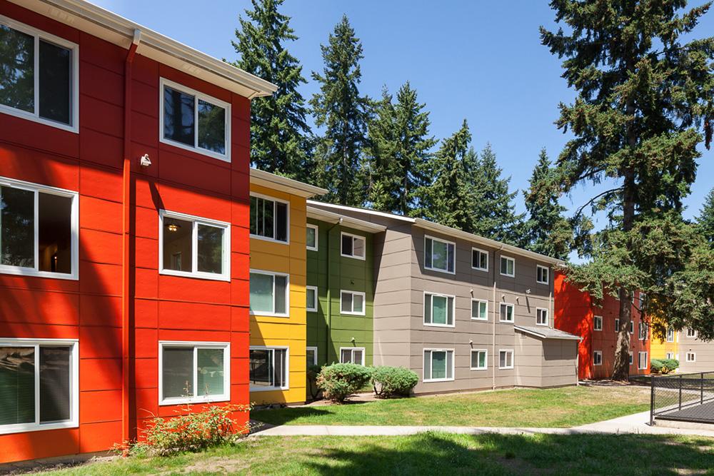 Hidden Village Apartments Bellevue