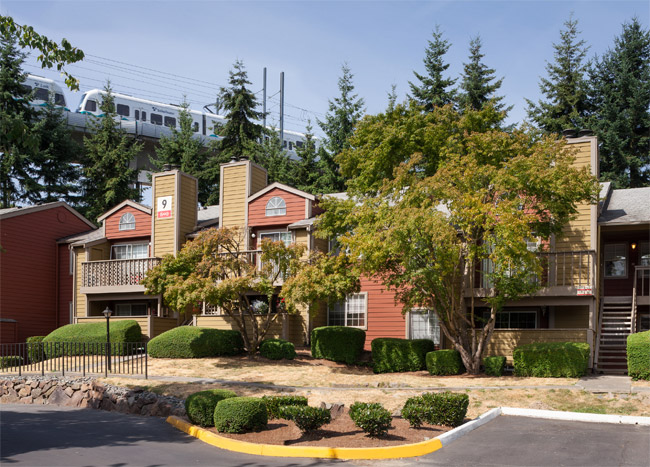 The Villages at South Station in Tukwila