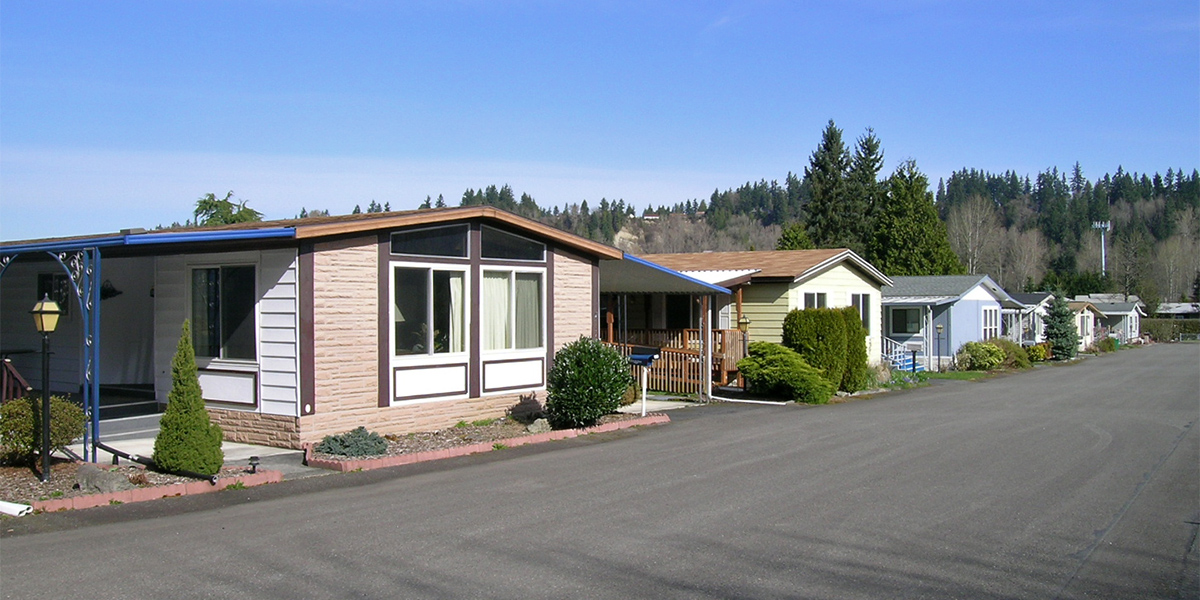 King County Housing Authority Find A Home Manufactured Homes