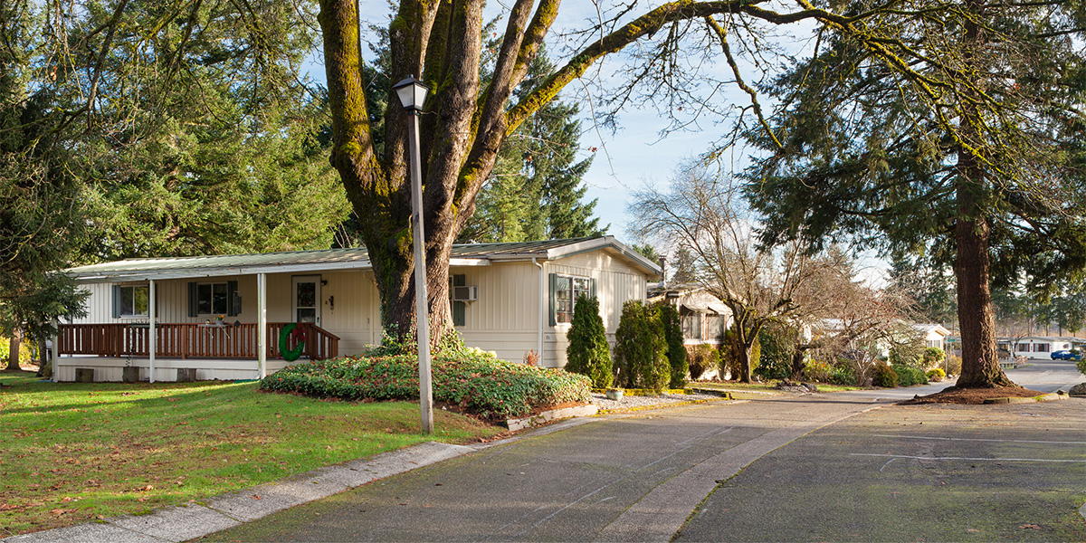 King County Housing Authority > Find a Home > Manufactured Homes