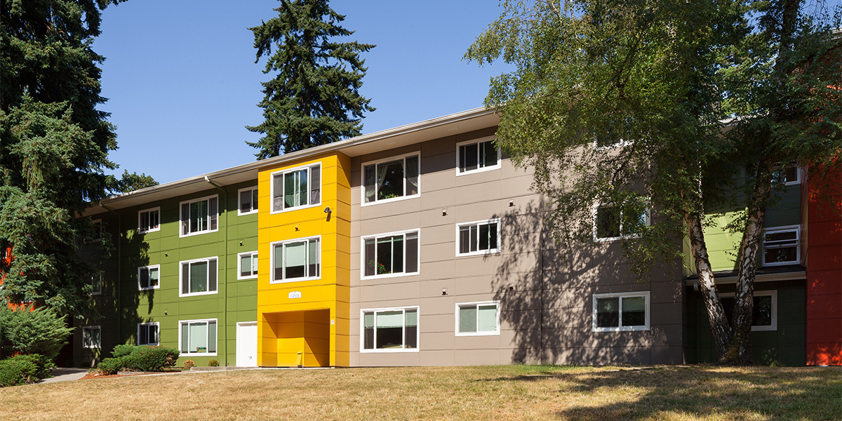Affordable housing in Bellevue